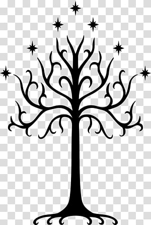 J R R Tolkien transparent background PNG cliparts free.