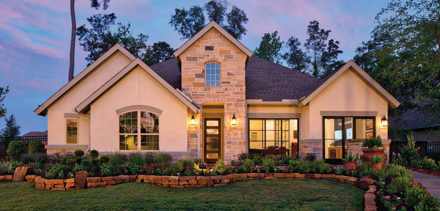 New Toll Brothers Homes.
