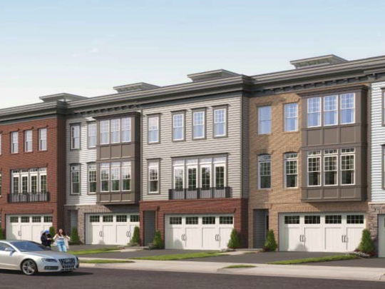 Toll Brothers picked for homes in Middletown \'town center\'.