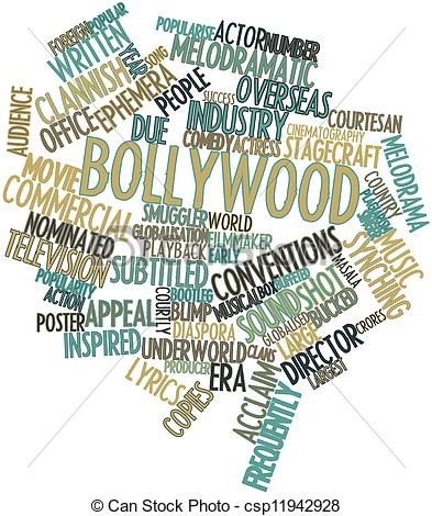 Clipart of bollywood actors.