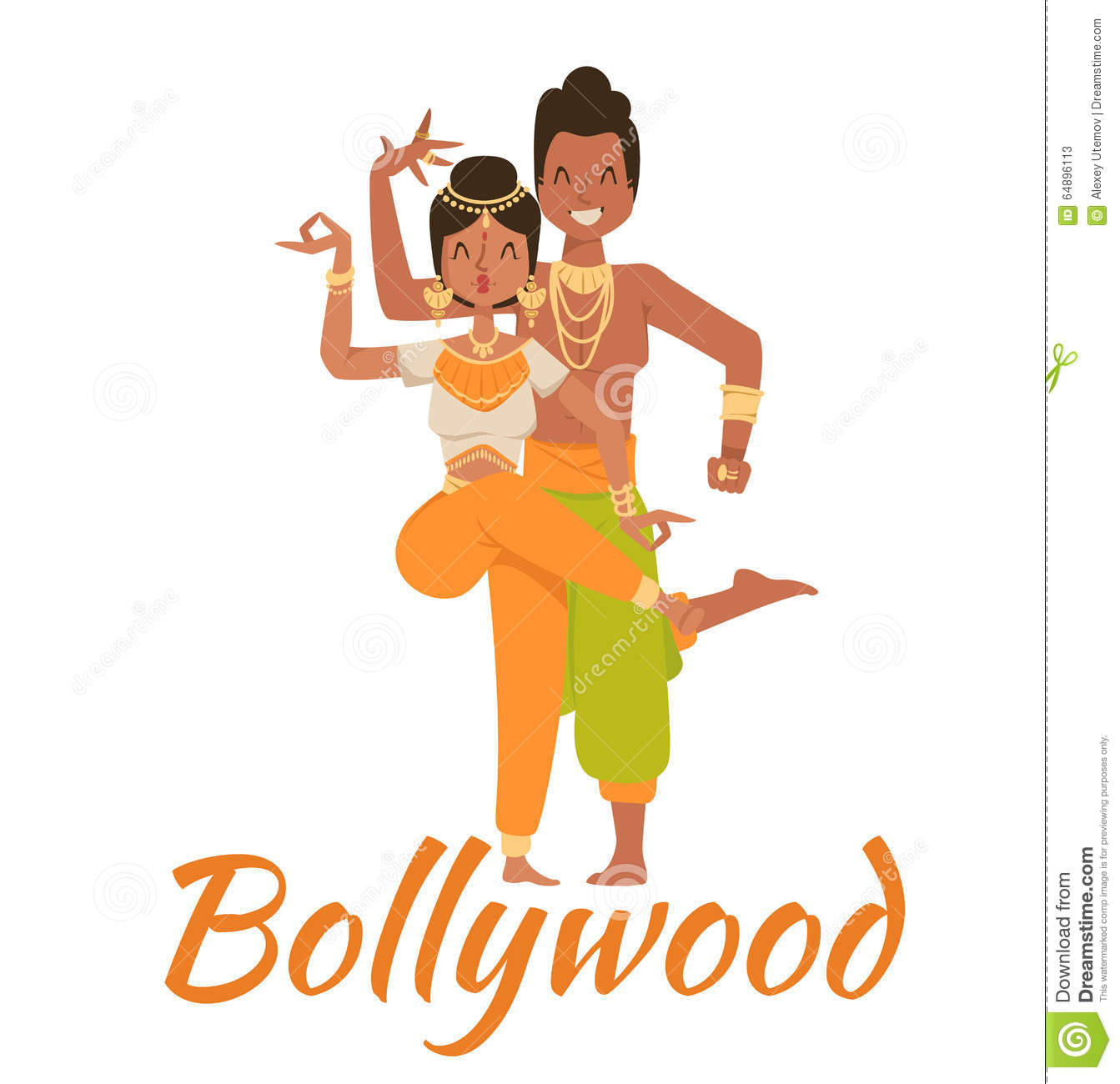 Bollywood clipart download.