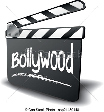 Bollywood clipart.