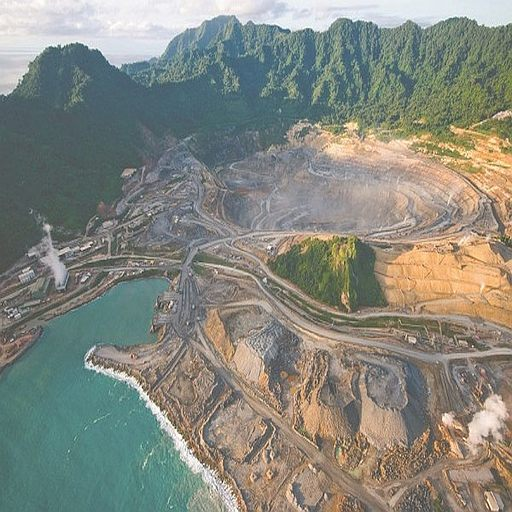 Where to Mine in the Pacific Islands.