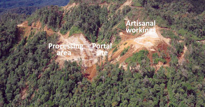 PNG\'s Next Gold Mine Unearthed.
