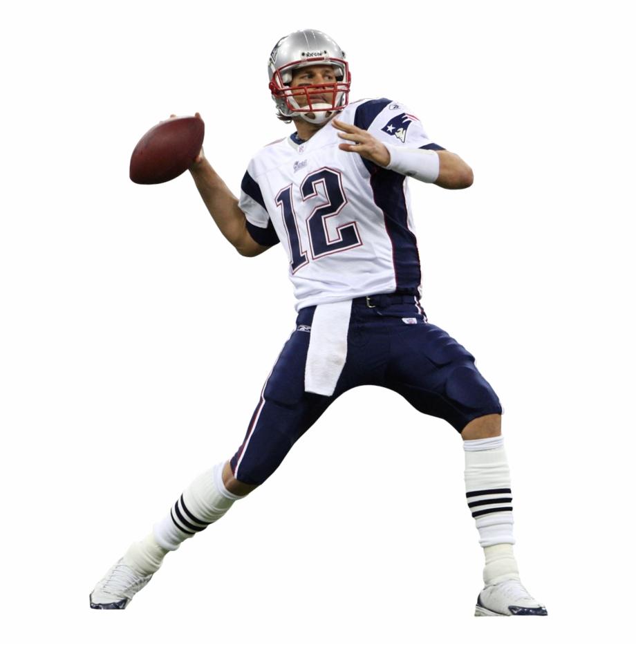 Tom Brady, 14x11in.