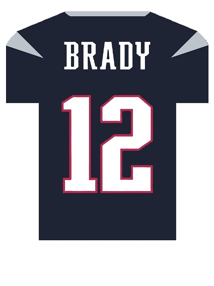 Tom Brady Jersey.