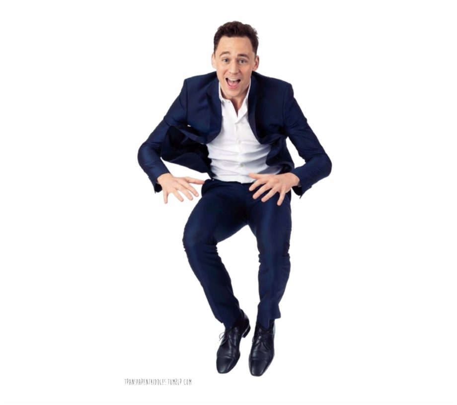 Tom Hiddleston Png Transparent Picture.