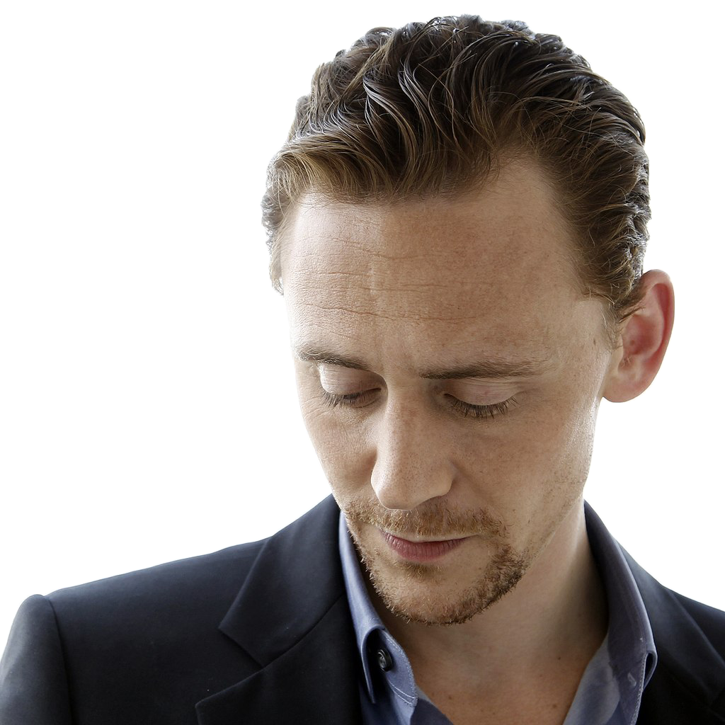 Tom Hiddleston PNG Images Transparent Free Download.
