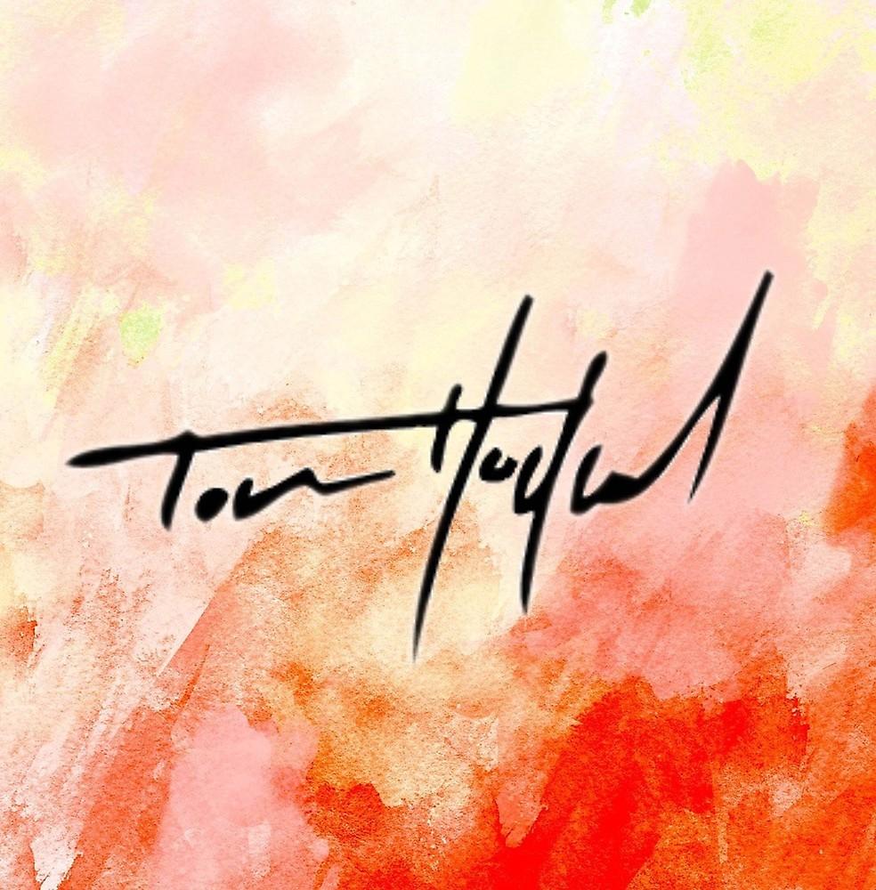 Tom Holland signature\