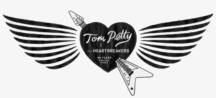Tom Petty Logo Black.
