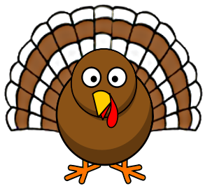 Free Turkey Day Clipart, 1 page of Public Domain Clip Art.