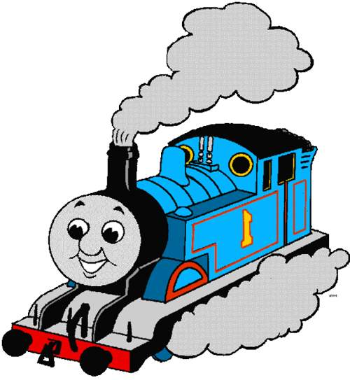Thomas The Train Clip Art.