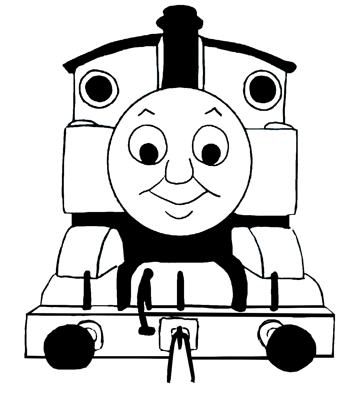 Thomas Clip Art.