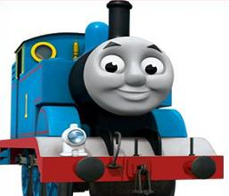 Thomas train clipart.