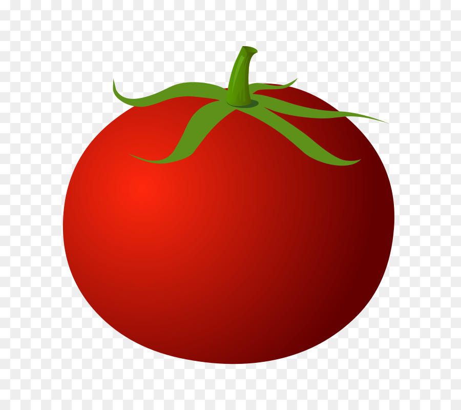 Tomato Cartoon clipart.