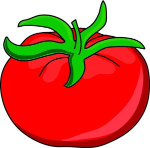 Tomate clipart 2 » Clipart Station.