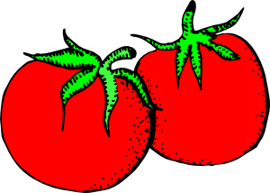 Tomatoes Clip Art at Clker.com.