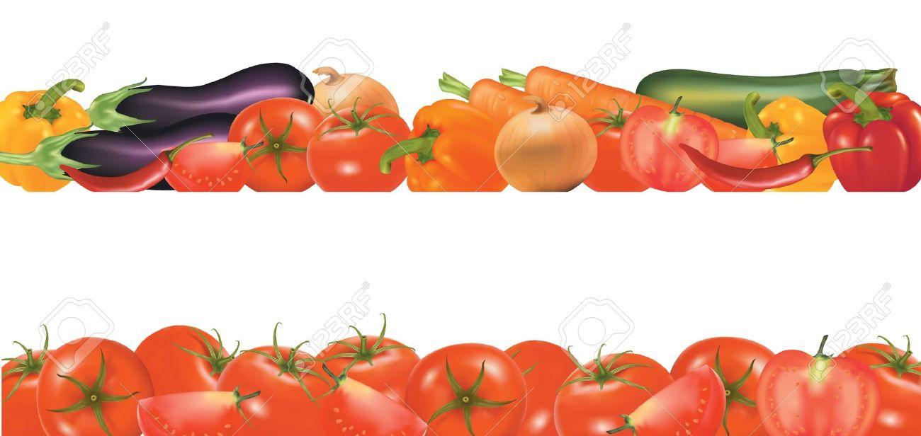 Best Vegetable Border #10340.