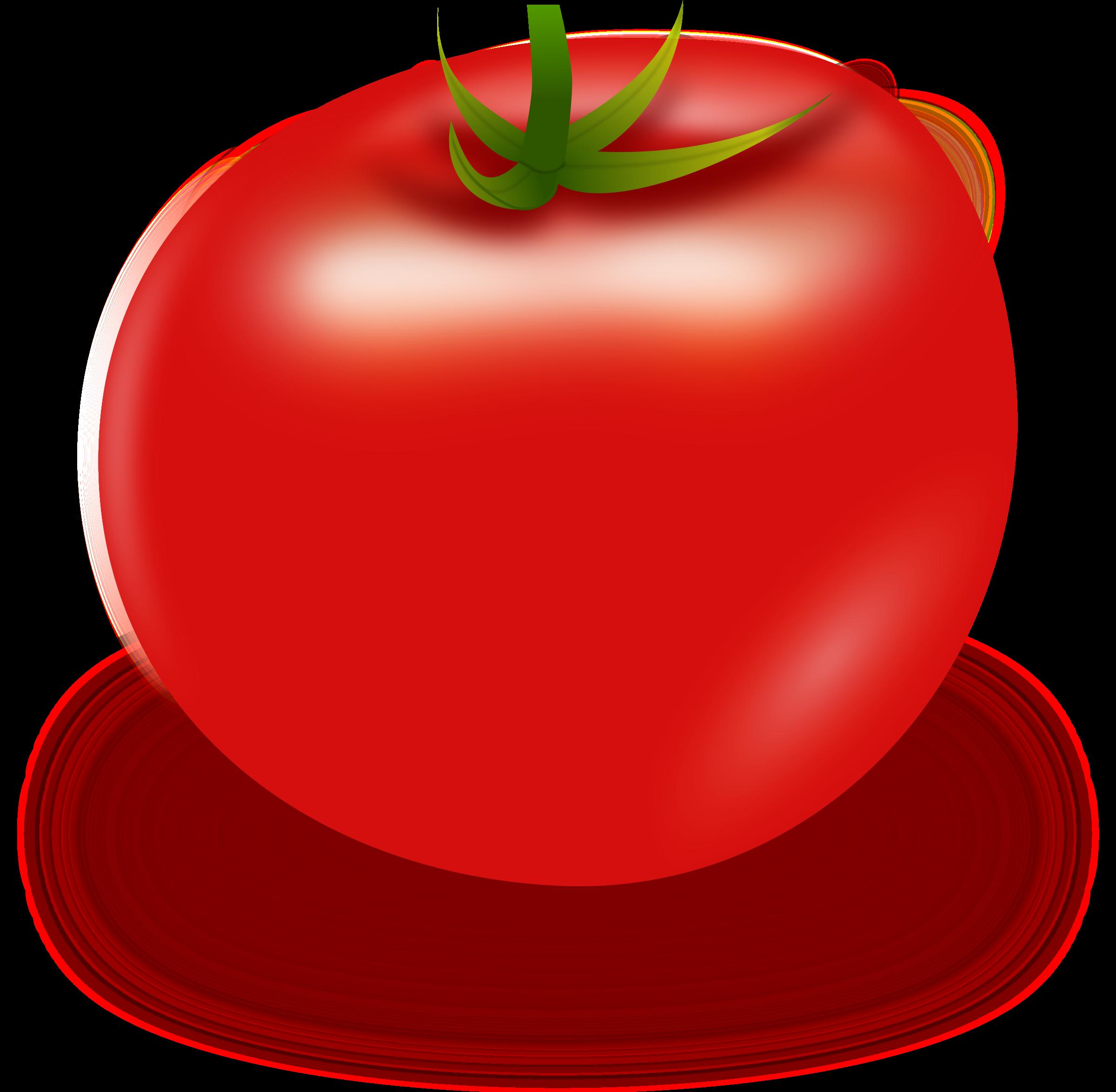 Tomato clip art.