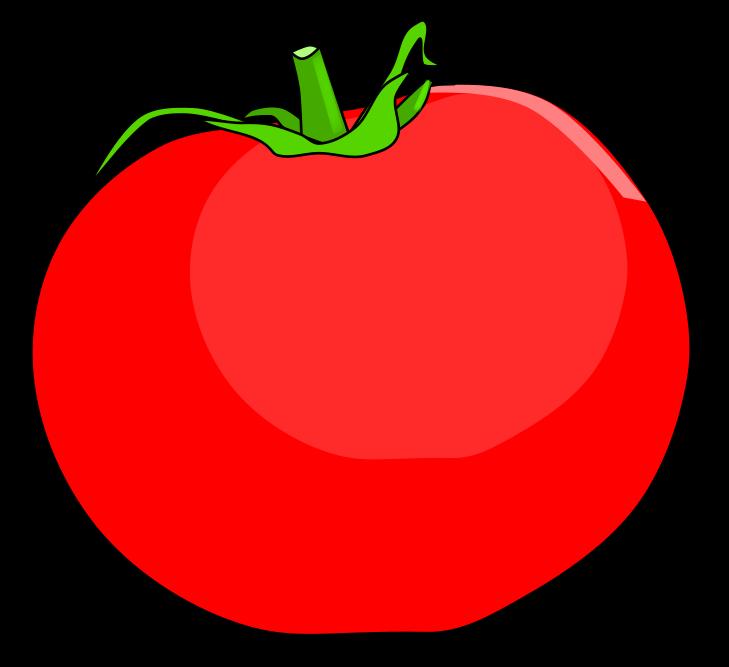 Free tomato clipart.