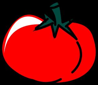tomato clipart no backround #7