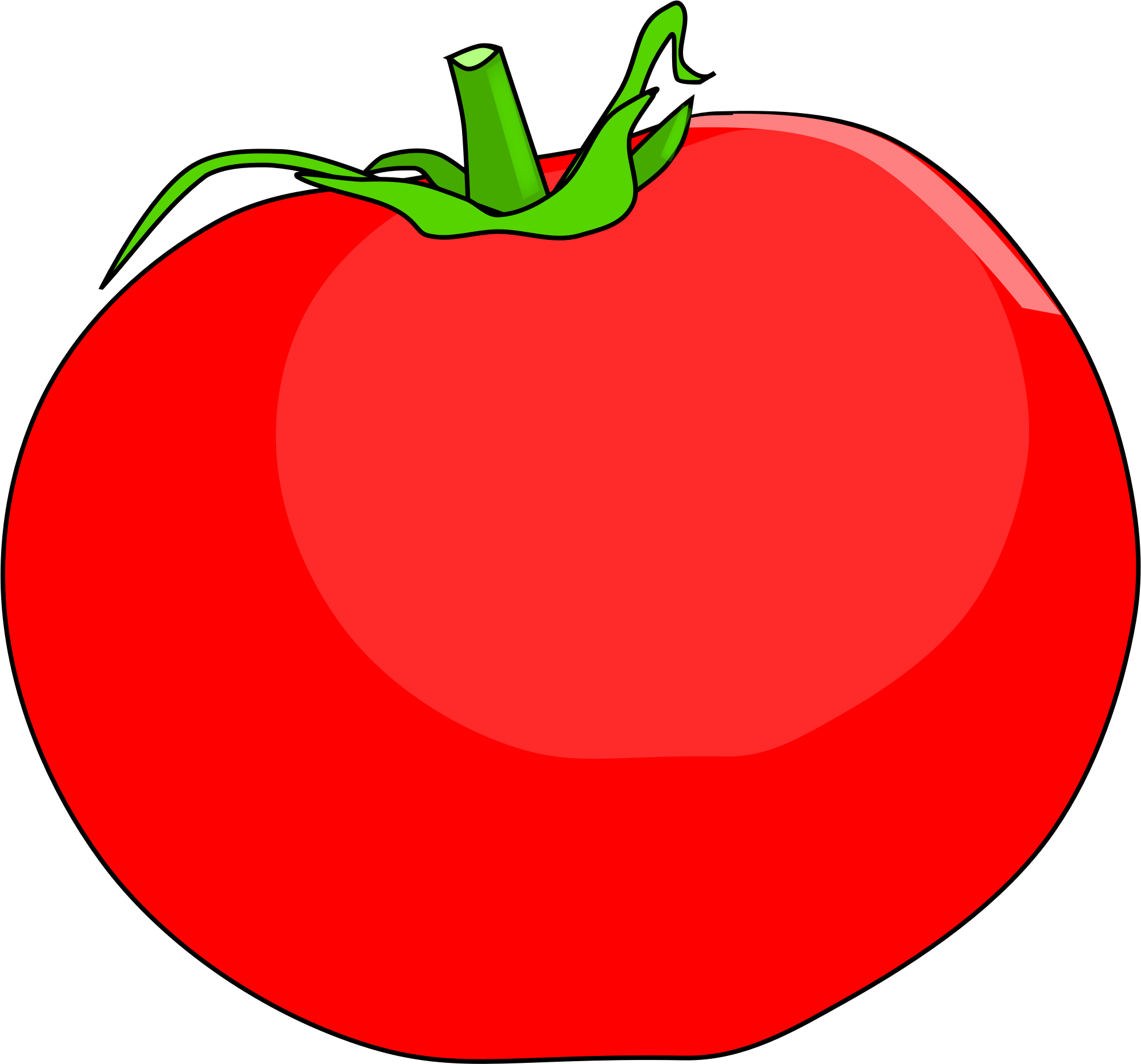 Tomato Clipart Transparent.