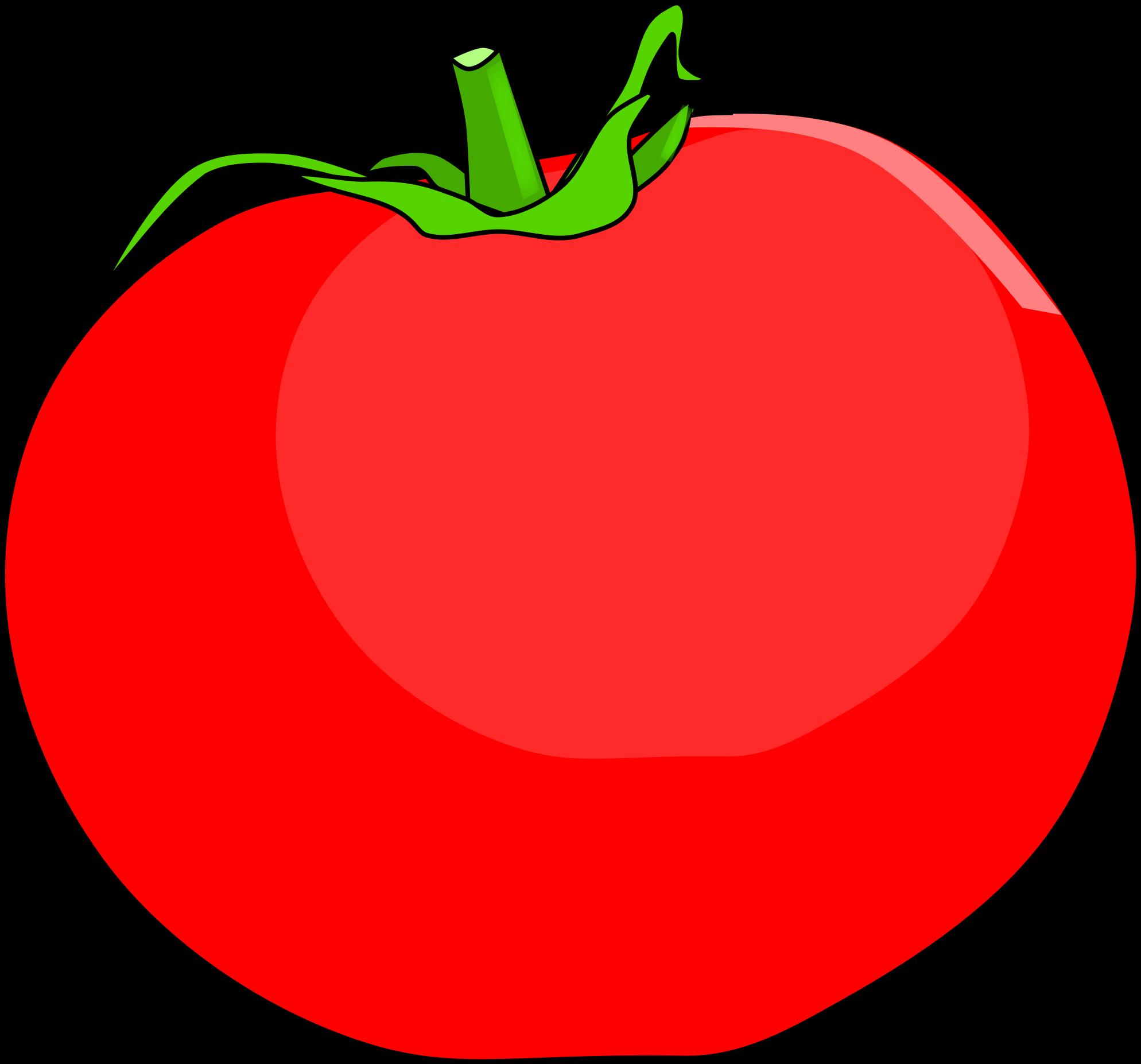 Tomato Clipart Transparent.