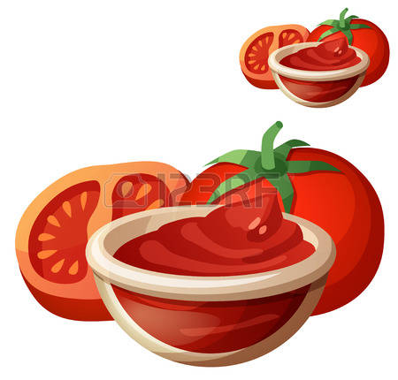 7,766 Tomato Sauce Cliparts, Stock Vector And Royalty Free Tomato.