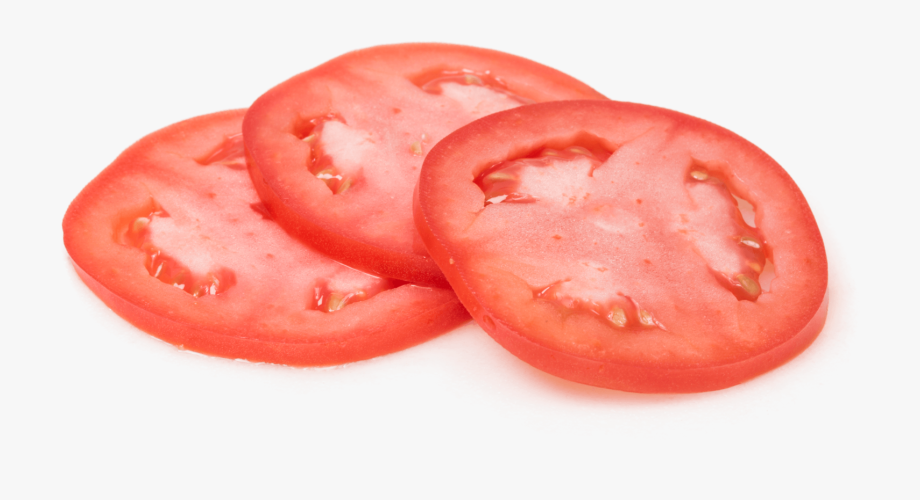Tomatoes Drawing Sliced Tomato.