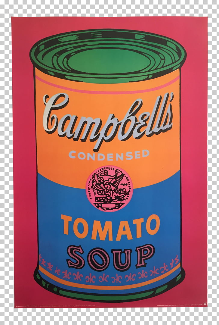 Campbell\'s Soup Cans Tomato soup Andy Warhol prints Andy.