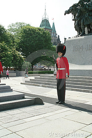 Canada Tomb Of The Unknown Soldier. Editorial Photography.