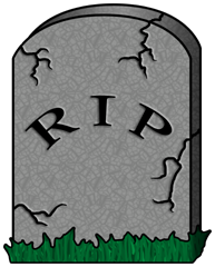 Tombstone Clipart - Synkee