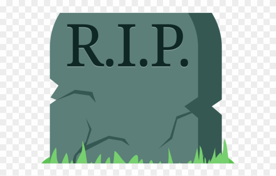 Tombstone Clipart Burial.