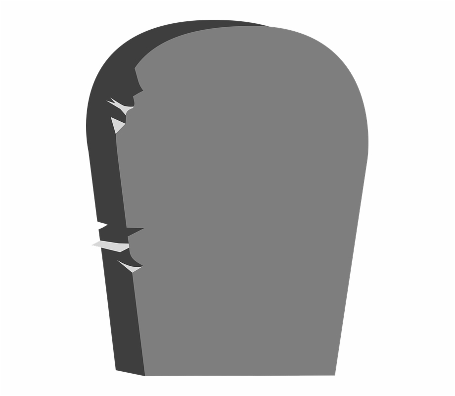 Blank Tombstone Png.