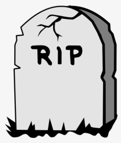 Transparent Background Tombstone Clipart, HD Png Download.