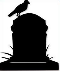 Free Tombstone Clipart.