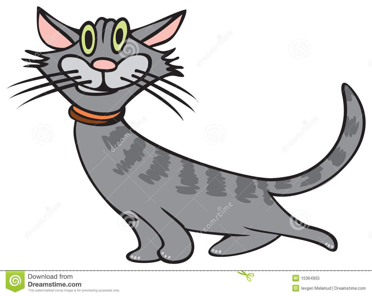 Tomcat clipart.