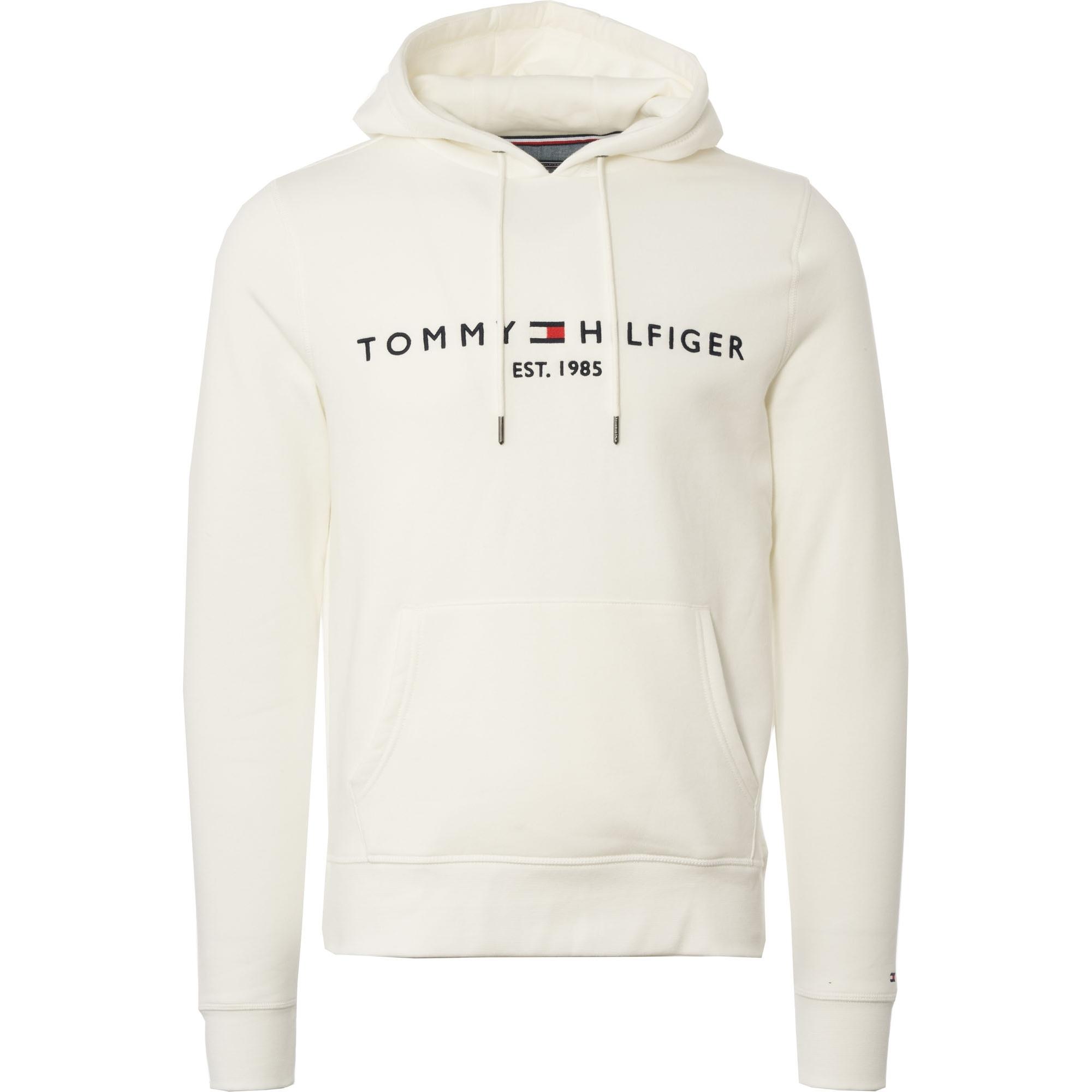Tommy Logo Hoodie.