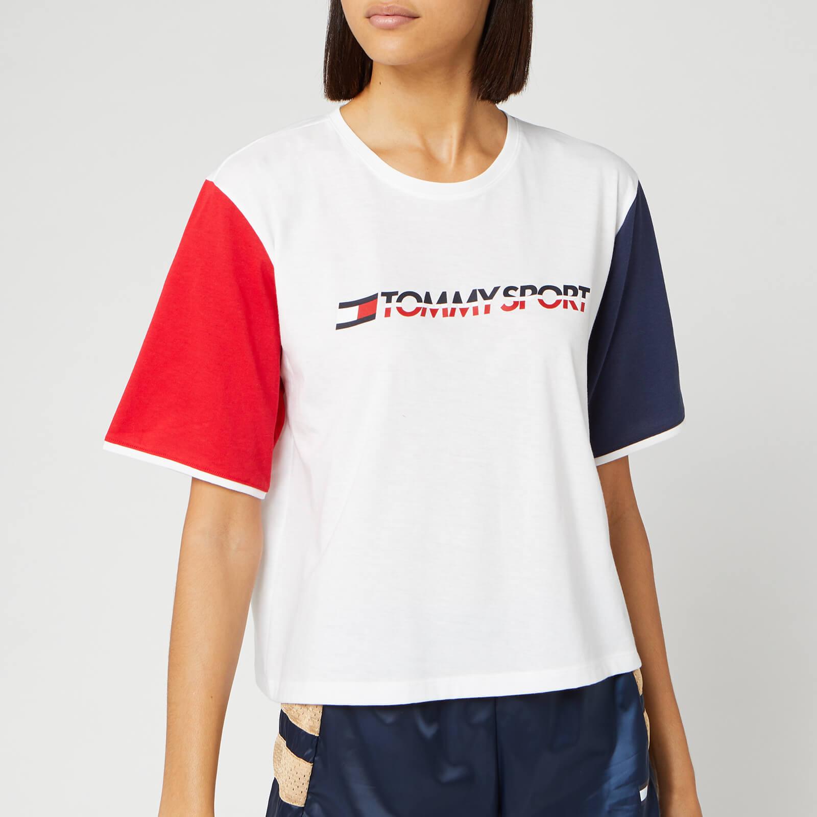 Tommy Hilfiger Sport Women\'s Colourblock Logo T.