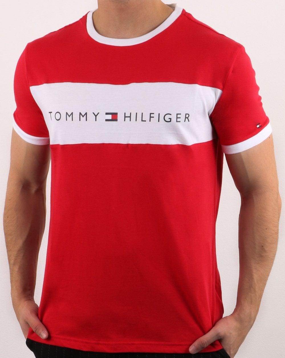 Tommy Hilfiger Logo Flag T.