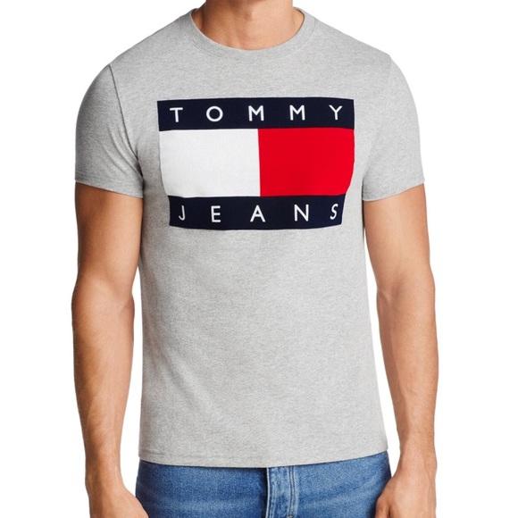Tommy Hilfiger Big Logo Tee NWT.