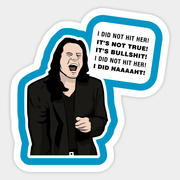 Tommy wiseau png Transparent pictures on F.