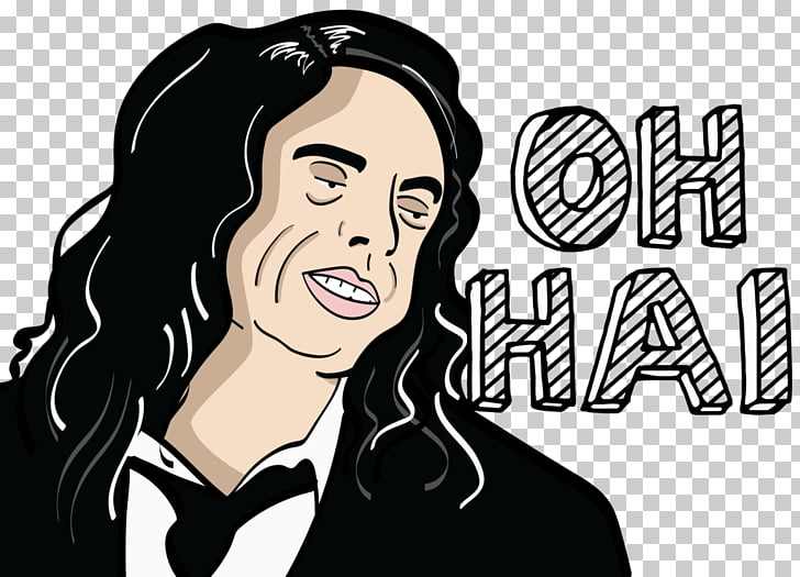 Tommy Wiseau The Room, others PNG clipart.