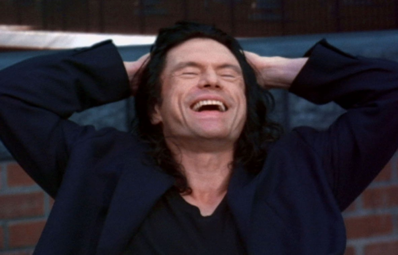 Tommy Wiseau announces 3D version of The Room.