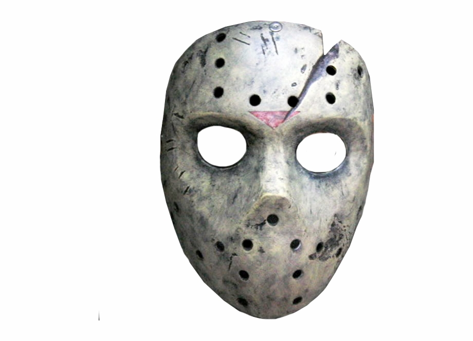 Hockey Mask Png.