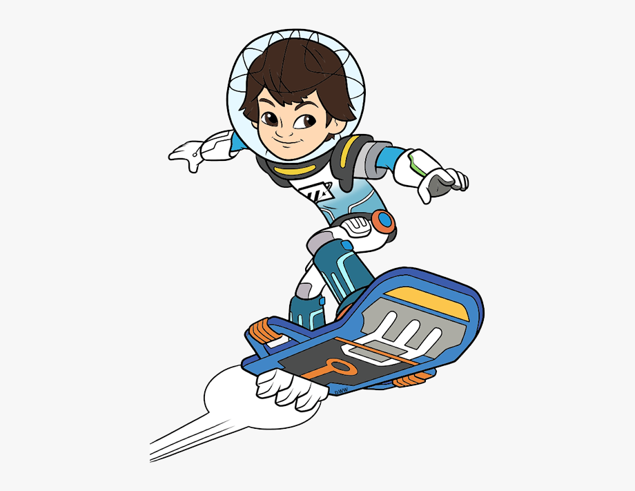Miles From Tomorrowland Clip Art.