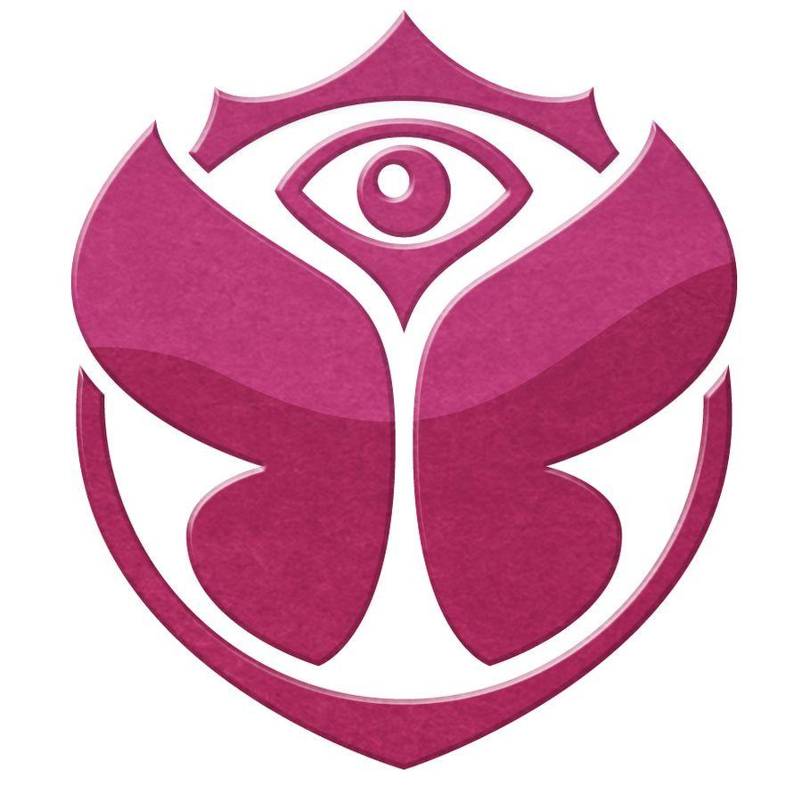 Tomorrowland logo..