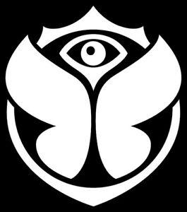 Details about Set of (2) Tomorrowland Logo DJ Music Vinyl Die Cut Sticker  Decal EDM EDC.