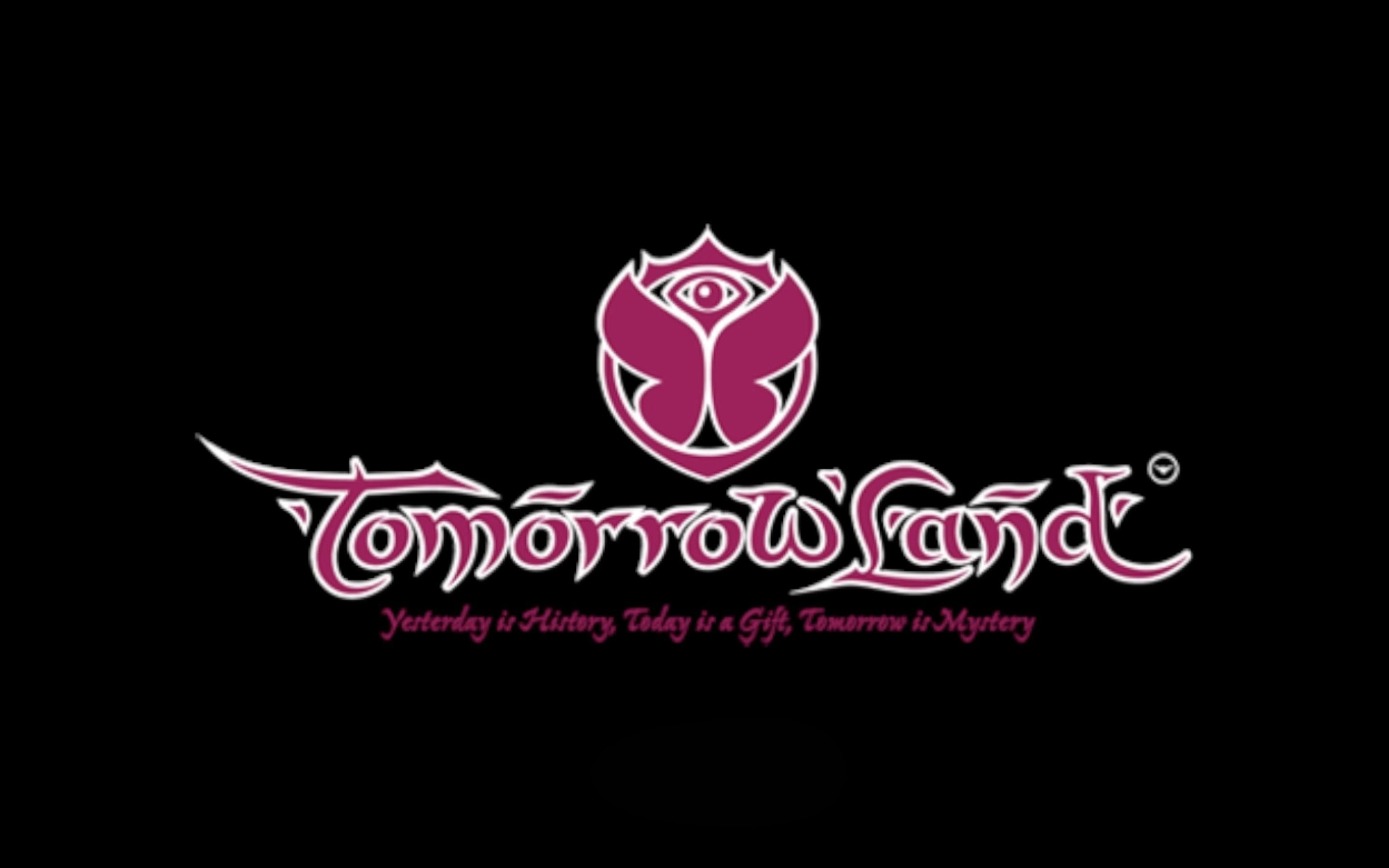 Tomorrowland Logo Wallpapers.