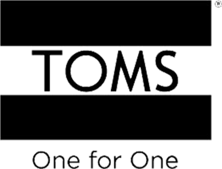 toms shoes logo png.